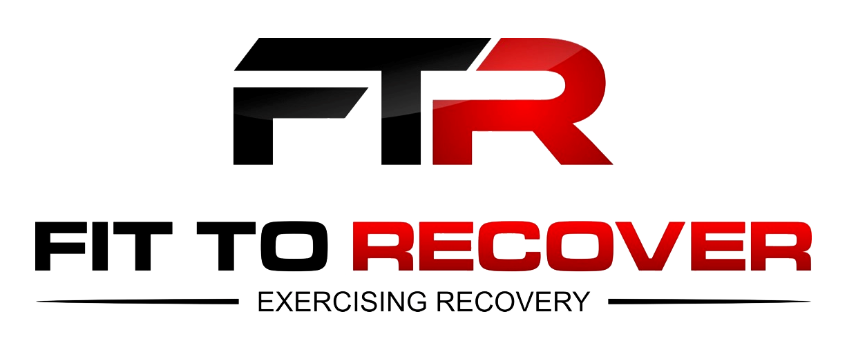 fit to recover logo